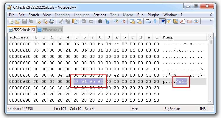 remove excel workbook password using hex editor