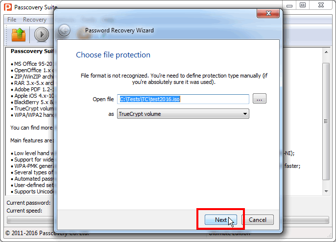 how to delete truecrypt volume